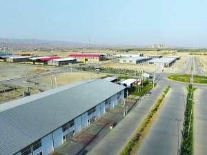 باربری شهرک صنعتی شنزار