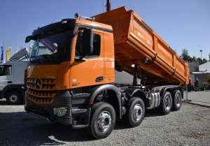 ظرفیت کامیون دو محور